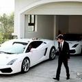 Đám cưới của đại gia giàu thật