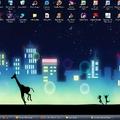 [Funny] Cho tớ xem màn hình desktop của bạn đi? :D
