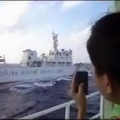 Tàu cảnh sát biển Việt Nam đâm tàu hải giám Trung Quốc