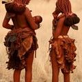Những phụ nữ khỏa trần tuyệt đẹp của bộ lạc Himba - YuMe.vn