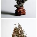Choáng với nghệ thuật tạo hình cây đến từ Nhật Bản