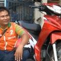 Xe ôm làm báo nổi tiếng nhất Thái Lan