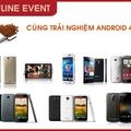 Thư mời tham gia buổi Offline Thảo luận và chia sẻ về Android 4.0 tại Hà Nội. - Trường Minh Thịnh