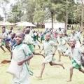 Làng chạy ở Kenya