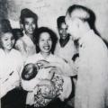 Bà Lê Hiền Đức tham gia cách mạng từ năm 13 tuổi, làm nữ điệp báo cho Bác Hồ