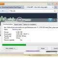 Adobe Khắc Phục Lỗi Flash Player 11.3 Trên Firefox