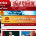 Hàng loạt trang web, blog sử dụng tên miền trùng với tên của các vị lãnh đạo Đảng, Nhà nước VN xuất hiện trên mạng