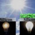 Pin mặt trời sinh học làm từ... rau