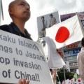 """Người Nhật biểu tình """"lịch sự"""" chống Trung Quốc"""