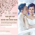 Ca sĩ Triệu Hoàng và Miss teen Huyền Trang làm đám cưới vào ngày cực đẹp 12 - 12 -2012!