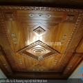Mẫu trần gỗ tự nhiên đẹp NA-18