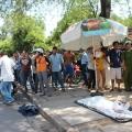 Tai nạn giao thông gây chết người trên đường Trần Phú, Nha Trang