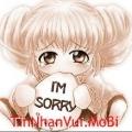 SMS xin lỗi bạn bè, người yêu