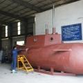 Doanh nhân Thái Bình chế tạo tàu ngầm 'Trường Sa'