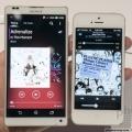 Đánh giá Sony Xperia Z1 với iPhone 5