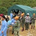 TIN VUI: Sập hầm thủy điện Đạ Dâng-Đạ Chomo: 12 công nhân đã được cứu thoát ra khỏi hầm