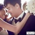 Hé lộ ảnh cưới chính thức của vợ chồng Thủy Tiên - Công Vinh