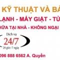 Sửa điều hòa tại nhà ở quận Hoàn Kiếm