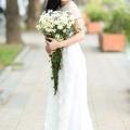 Girl Xinh Lãng Mạn Bên Hoa Cúc Mi