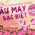 iWin Online và sự kiện Cầu May 8/3 chào mừng Quốc Tế phụ nữ