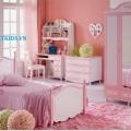 Phòng ngủ cho bé gái vô cùng đáng yêu!
