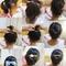 10 kiểu tóc cực dễ thương cho ngày Trung thu