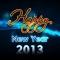 Bộ hình nền năm mới 2013 cực đẹp