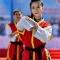Bé này xinh quá mà có tới 12 Huy chương các loại về Teakwondo ợ
