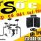 Chương trình khuyến mãi đặc biệt thương hiệu Soundking