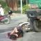 Bị tai nạn, vẫn cố học thêm 107 từ tiếng Anh khi nằm chờ xe cứu thương