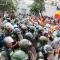 Biểu tình trước Đại sứ quán Việt Nam tại Campuchia