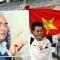 """Chủ tịch VFF Lê Hùng Dũng: """"ai chê cứ chê , còn người quản lý không được chùn bước ..."""