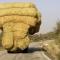 Tập hợp hình xe chở hàng siêu quá tải trên thế giới