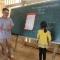 Giáo sư Châu đáp trả các AHBP vụ dép lê lên bản đi dạy