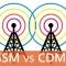 GSM vs CDMA: Tương lai nào của mạng di động?
