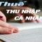 Những sai sót cần tránh khi làm báo cáo thuế TNCN