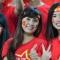 Các fan nữ U.19 VN xinh không kém Nhật Lệ Su Su