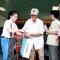 Tập đoàn Truyền thông Thanh niên tặng quà hộ nghèo xã Hòa Hưng
