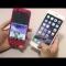 """[Review dạo] Tinh năng  Reachable trên iPhone 6/6 Plus là """"copy"""" từ đthoai Android Nhật?"""