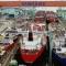 Bloomberg: Samsung đang lựa chọn 1 trong 3 nước Việt Nam, Indonesia, Myanmar để xây dựng nhà máy đóng tàu 950 triệu USD