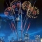 TP.HCM bắn pháo hoa kiểu mới đón chào năm mới 2015