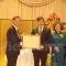 Chủ tịch danh dự JAV nhận Bằng khen của Ngoại trưởng Nhật Bản
