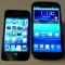 So sánh Samsung Galaxy S3 và iPhone 4S