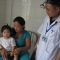 Cứu sống hai bệnh nhi bị hóc hạt dưa