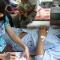 Vụ sập giàn giáo ở Formosa: Dấu hiệu rung lắc trước tai nạn 35 phút