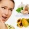 Thực phẩm giúp chữa nhiệt miệng tại nhà