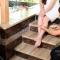 Cách trị lông chân