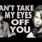 [Music] Can't Take My Eyes Off You