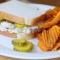 SANDWICH CHIÊN XÚC XÍCH - Món ăn ngon - Nấu ăn ngon mỗi ngày