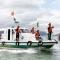 Bộ đội Việt Nam xử nóng tại trận 4 tàu cá Trung Quốc